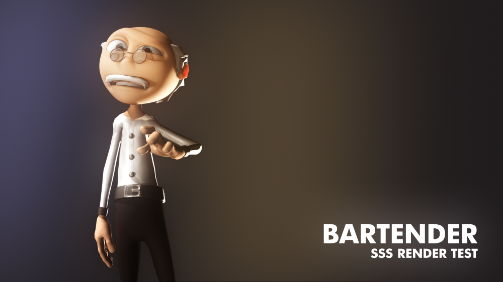 Workflow: Adding Appeal with Sub-Surface Scattering